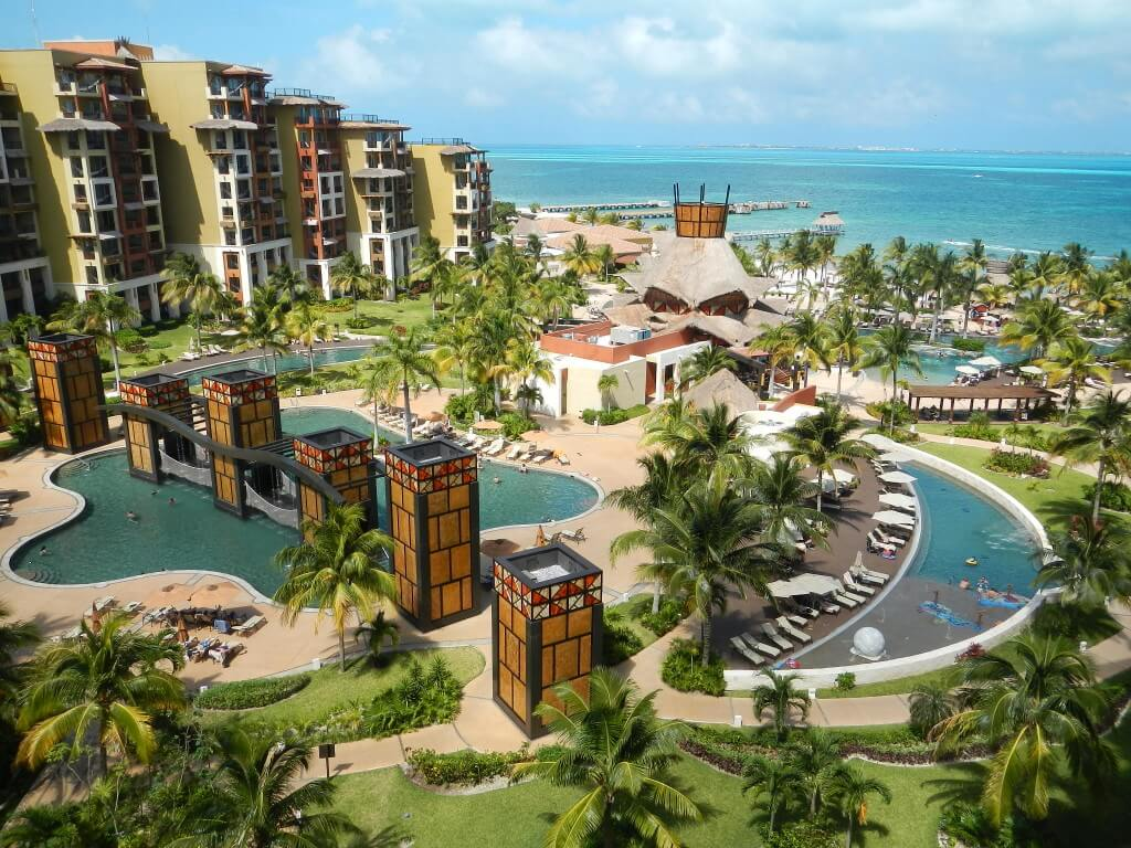 All inclusive villa del palmar cancun timeshare for Villas quintana roo