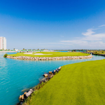 Top 5 Golf Courses in Cancun