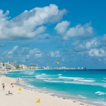 Non-Stop Flights to Cancun