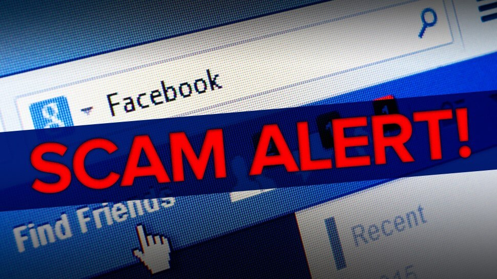 Scams On Facebook