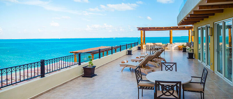 Villa del Palmar Cancun Timeshare Upgrades